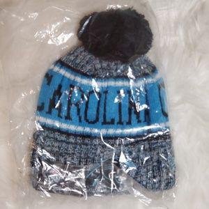 Carolina Panthers Beanie Hat